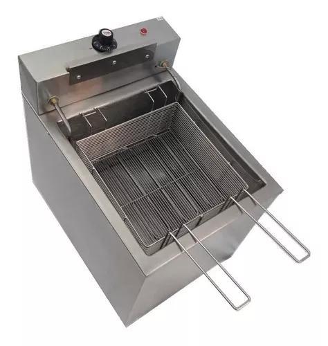 Fritador agua/oleo 26lts mesa eletrico 220v