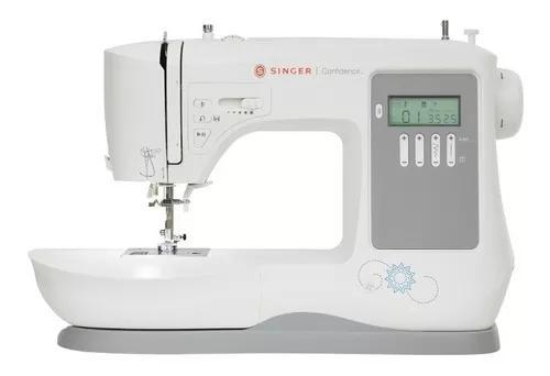 Maquina de costura singer 7640 confidence bivolt