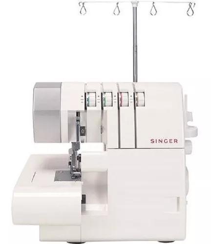 Maquina de costura singer ultralock 14sh754br -220v