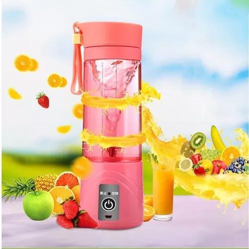 Mini liquidificador portátil shake n take juice cup