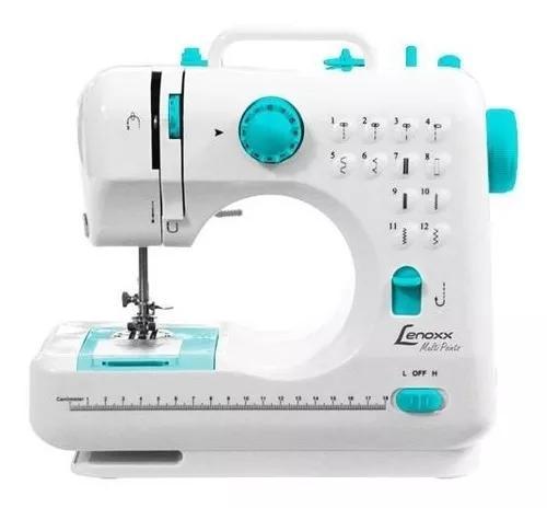Máquina de costura multi points lenoxx psm101
