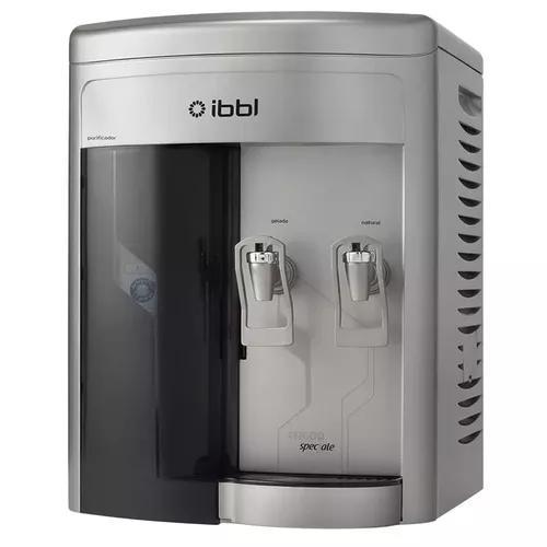 Purificador de água refrigerado ibbl fr600 prata 220v