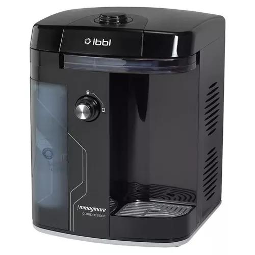 Purificador de água refrigerado ibbl immaginare preto 220v