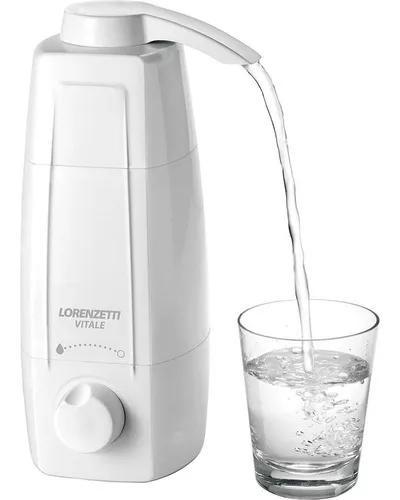 Purificador filtro de água lorenzetti vitale branco
