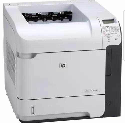 Impressora hp p4015n - usada