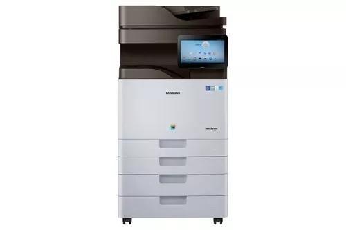 Impressora samsun laser colorida x4300 copiadora s