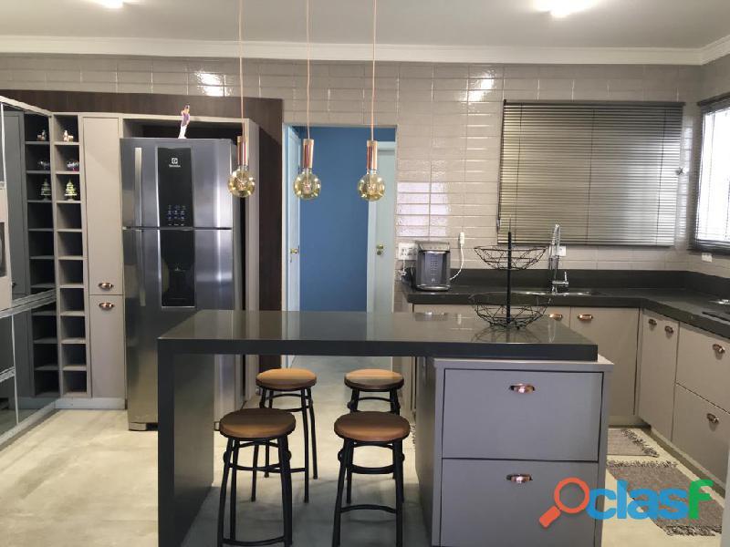 Excelente apartamento 3 dormitórios 136 m² no bairro santa paula   são caetano do sul.