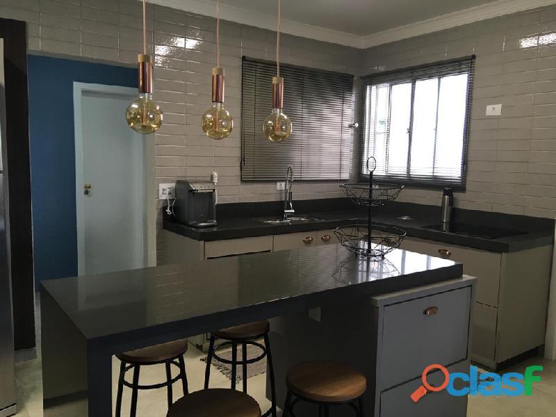 Excelente Apartamento 3 Dormitórios 136 m² no Bairro Santa Paula   São Caetano do Sul. 1