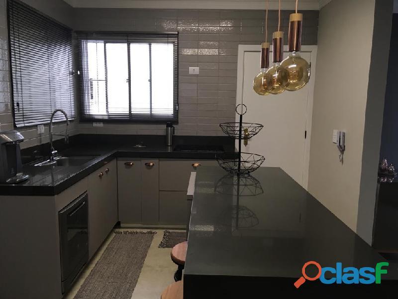 Excelente Apartamento 3 Dormitórios 136 m² no Bairro Santa Paula   São Caetano do Sul. 3
