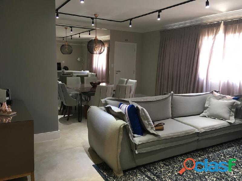 Excelente Apartamento 3 Dormitórios 136 m² no Bairro Santa Paula   São Caetano do Sul. 4