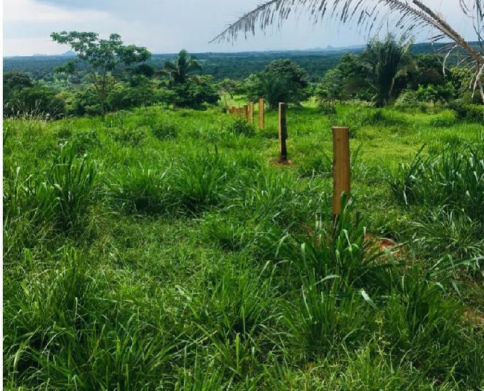 Vendo!!! uma fazenda na região de rondonópolis com 104