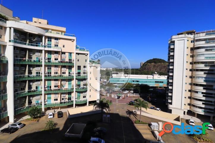 Blue Vision 125m², 3 quartos, sol Manhã - Barra da Tijuca