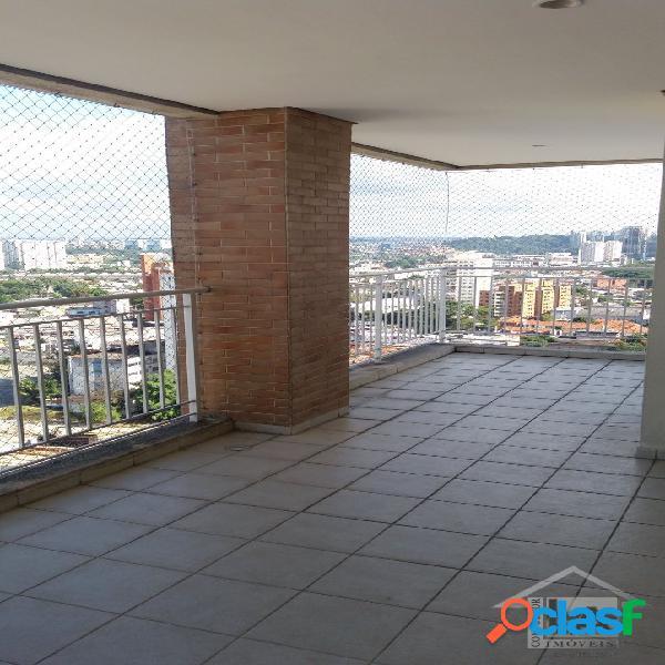 Apartamento alto da boa vista 115 metros 3 dor 1 suíte