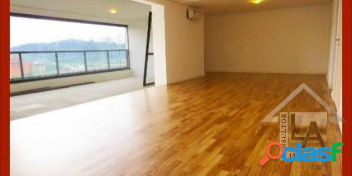 Apartamento 209m² - 3 suítes - 4 vagas, próximo ao carrefour marginal