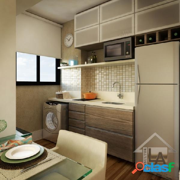 Apartamento campo belo -100% mobiliado 1 suíte 1 vaga