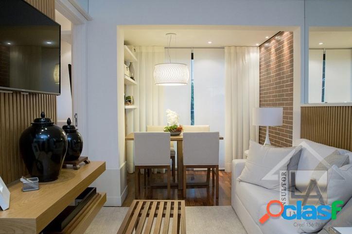 Apartamento decorado mobiliado parcialmente campo belo