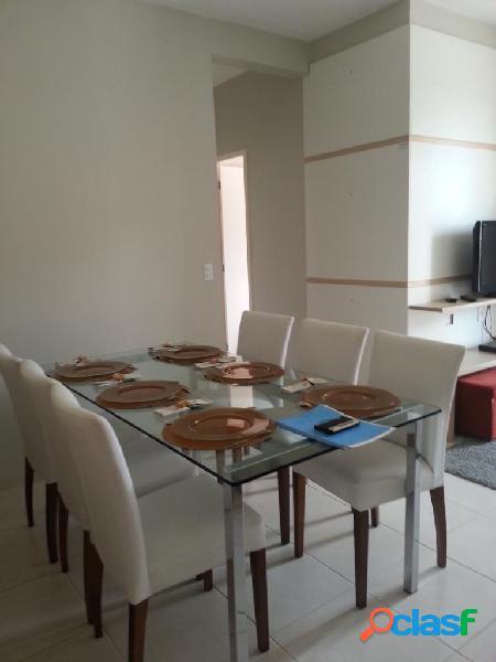 Vendo apartamento mobiliado com 90 m2 no allegro de 3 qrts - aceita financiar -manaus amazonas am