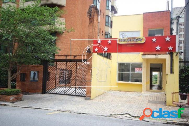 Casa comercial com 137m² à venda no jardim paulista