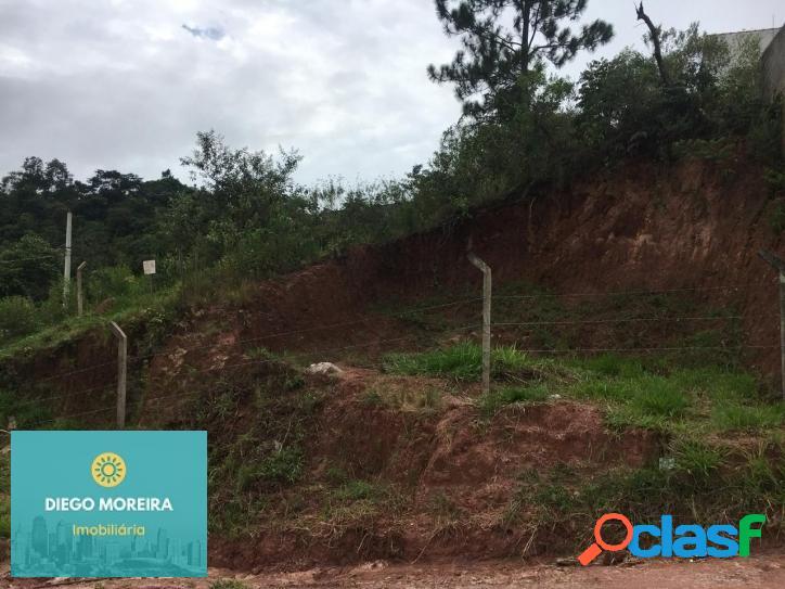 Terreno com escritura á venda em terra preta - aceita financiamento