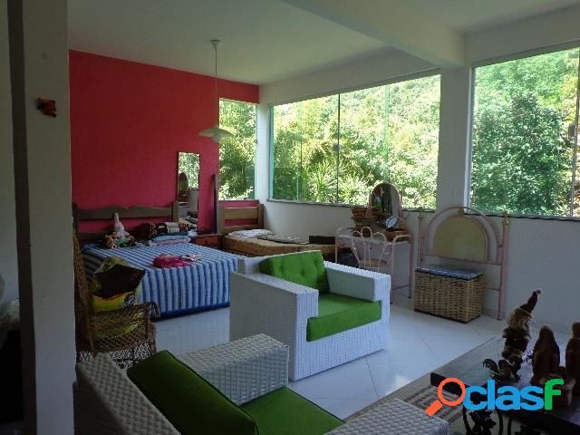 Casa de 2ª locação no recanto de itaipuaçu, 3 salas