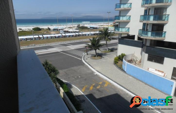 Venda ótimo apto 3 quartos 1 suíte praia do forte cabo frio