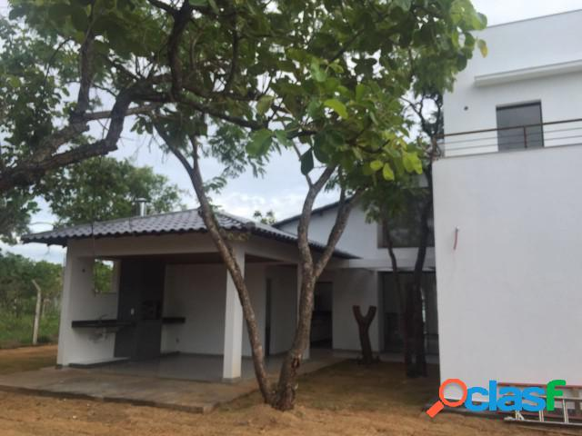 Casa em condomínio fechado - venda - lagoa santa - mg - condominio veredas da lagoa