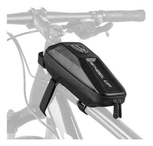 Bicicleta ciclismo saco mtb frente tubo enforcamento malote