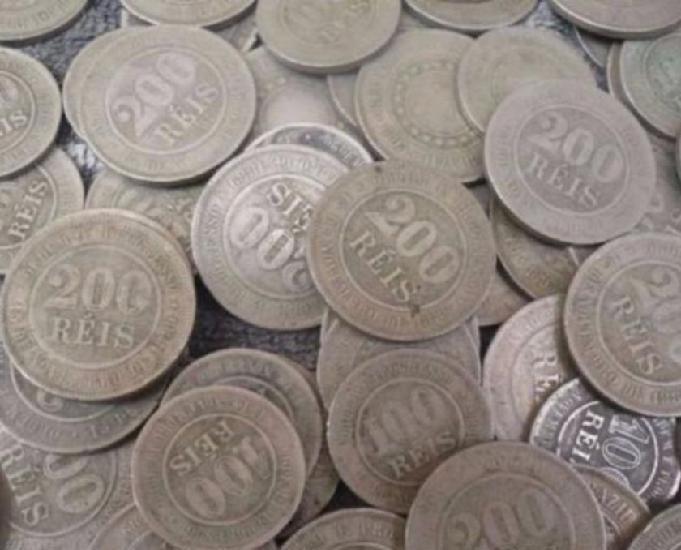 Compro moedas de níquel de 1.871 a 1.900. pago r$150 o