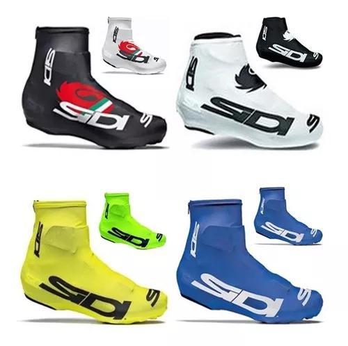 Sapatos esporte ciclismo cobertura verde respirável / xl