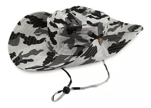 Unisex ao ar livre anti uv balde chapéu pescaria