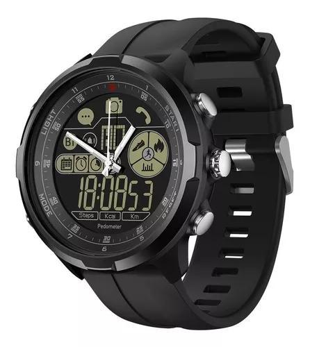 Zeblaze vibe 4 hybrid inteligente relógio câmera r