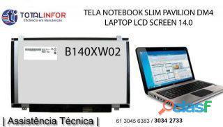 Tela de notebook quebrada?? tela 14.0 hd 1366×768 nova original