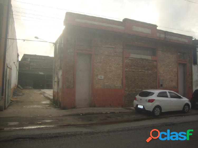 Terreno - aluguel - santos - sp - centro