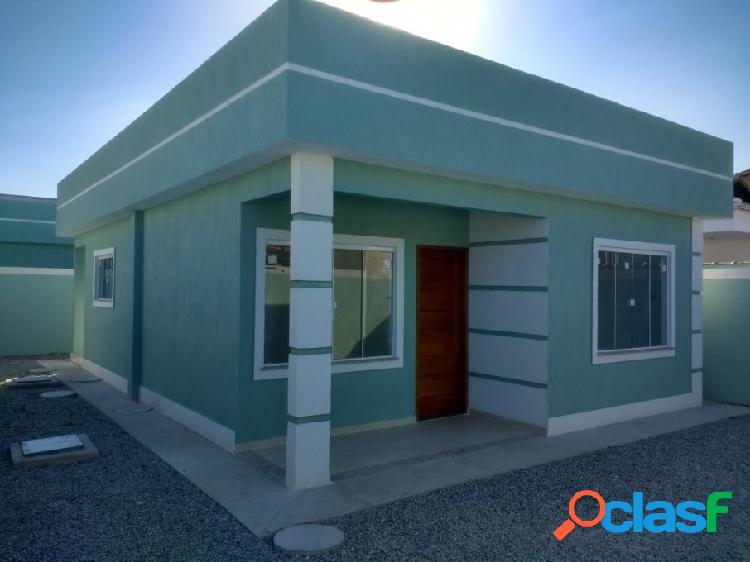 Casa - Venda - Rio das Ostras - RJ - Enseada das Gaivotas