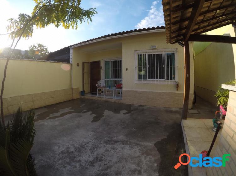 Casa - Venda - Rio das Ostras - RJ - Jd. Marilea