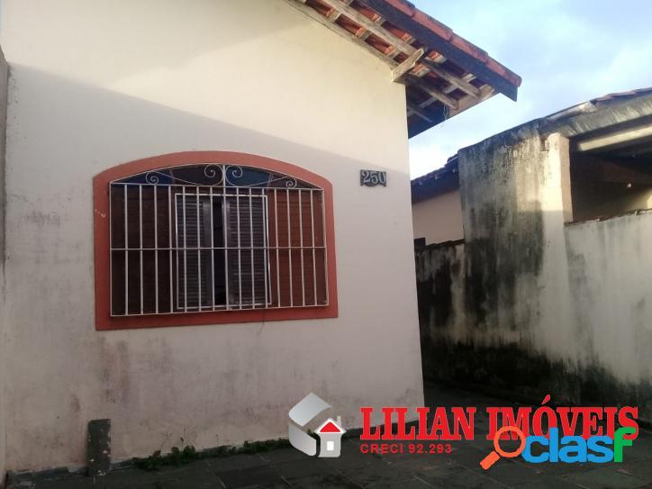 Casa geminada / mongaguá