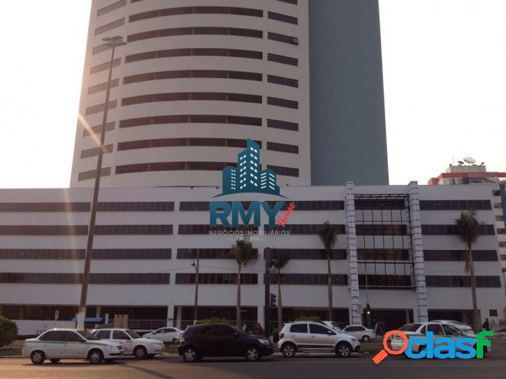 Sala comercial no edifício sb tower com 48m² e 1 vaga