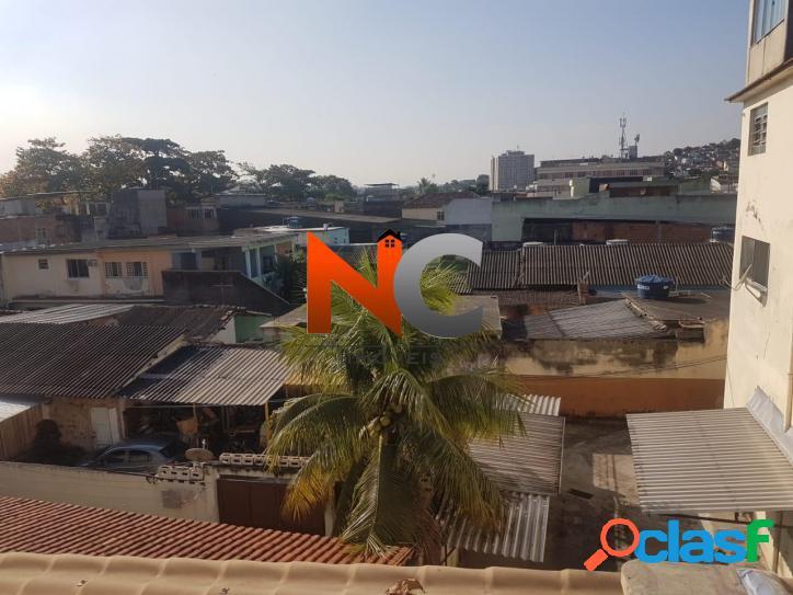 Apt 2 qts, Rocha Miranda, Rio de Janeiro -69m² - Codigo: 208- R$ 230 mil 1