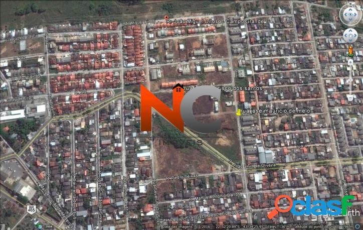 Casa com 2 dorms, campo grande, rio de janeiro - r$ 193 mil, cod: 206