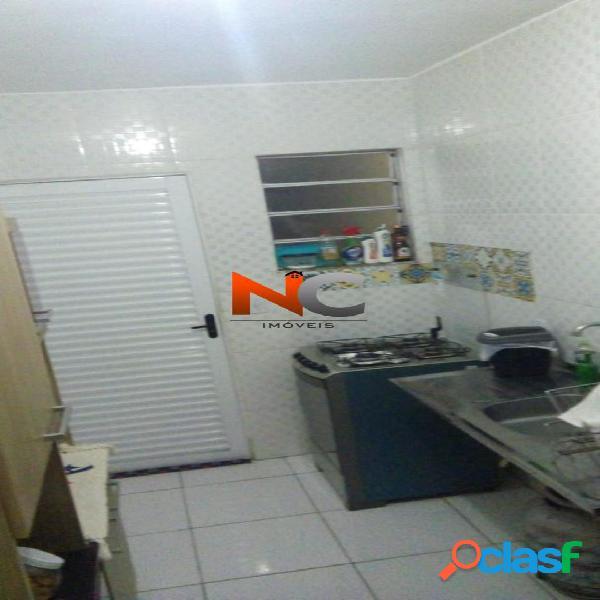 Casa com 2 dorms, austin, nova iguaçu - r$ 140.000,00, 70m² - codigo: 409