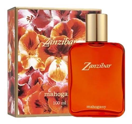Fragrância zanzibar - 100ml - mahogany