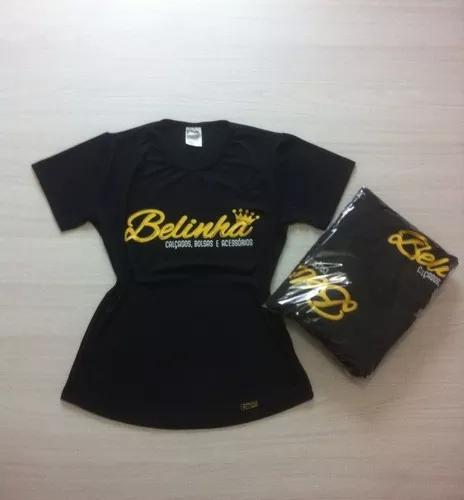 Uniformes 6 camisetas babylook
