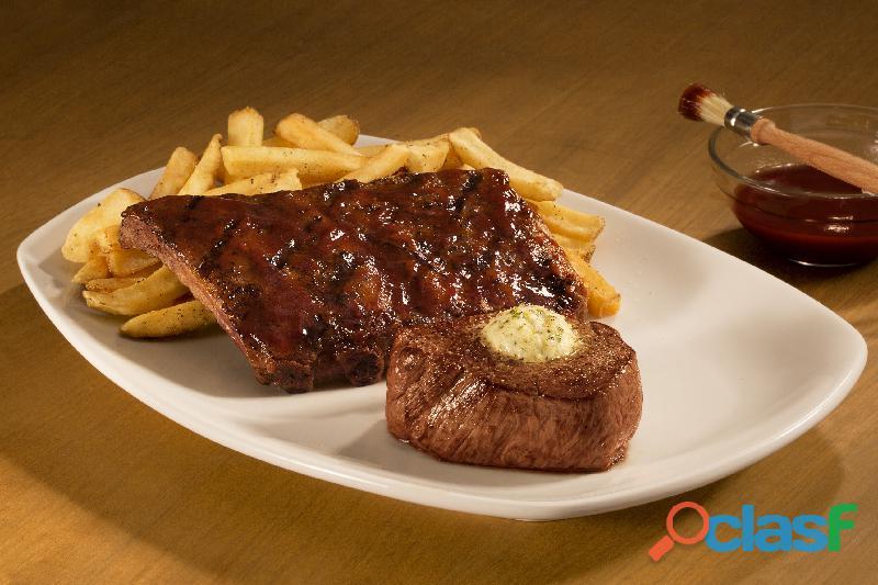 Excelente franquia de steakhouse 380 m² em santo amaro   são paulo.