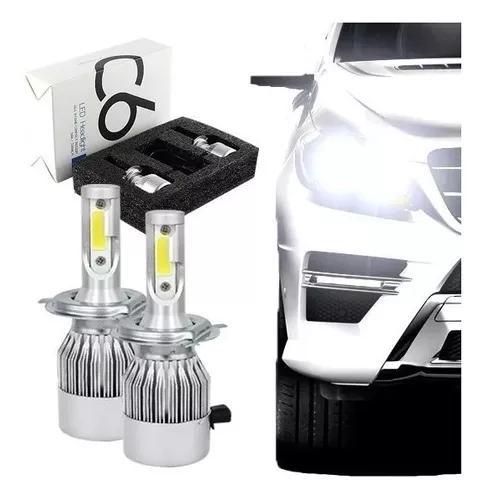 35x kit lampada led automotiva h1/h3/h4/h7/h11/hb3/hb4 xenon