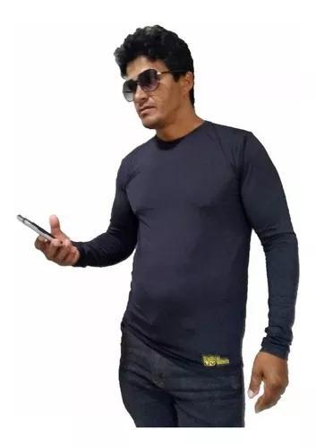 Camisas proteção solar -blusa térmica uv 50-kit 5 - blusa