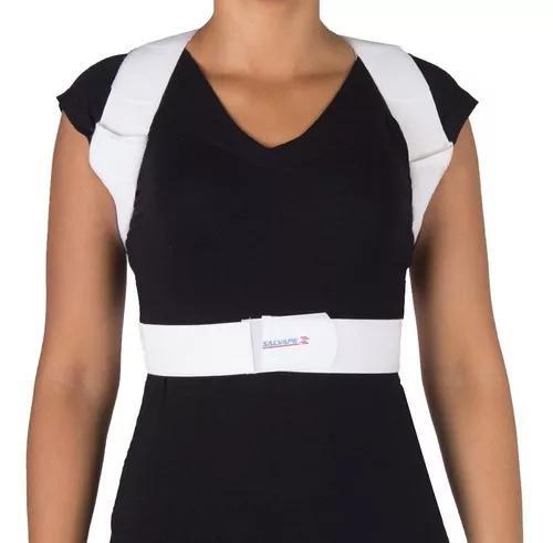 Espaldeira postural tipo mochila 276 salvapé pequeno/médio