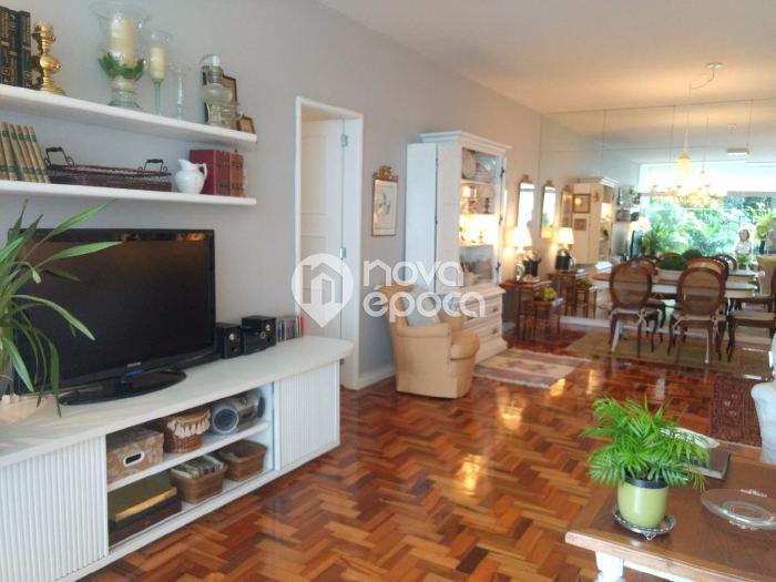 Gávea, 3 quartos, 1 vaga, 135 m² Travessa Madre Jacinta,