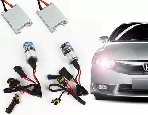 Kit xenon hid lampada 4300k reator slim digital garantia