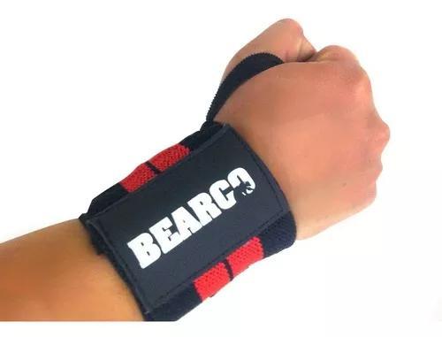 Munhequeira wrist band bearco crosssfit, lpo promoção!!!