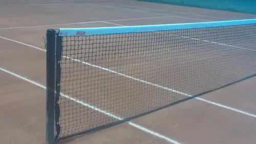 Rede de tênis fio 2,5 mm + faixa central